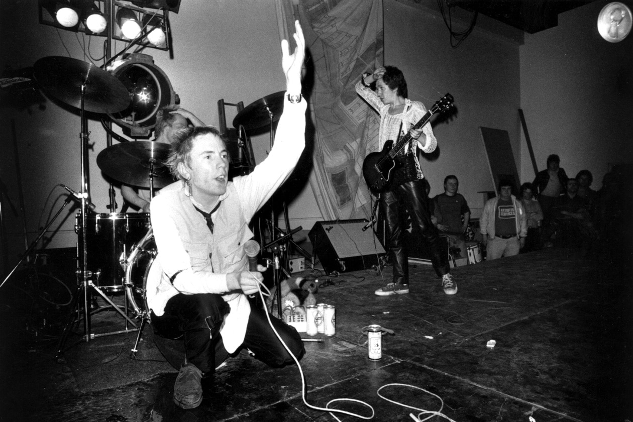 The Sex Pistols 76
