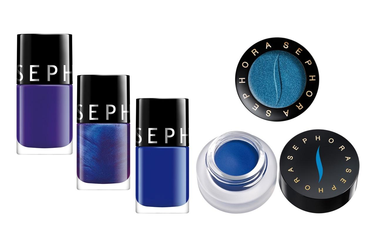 Tutti i blu di Sephora