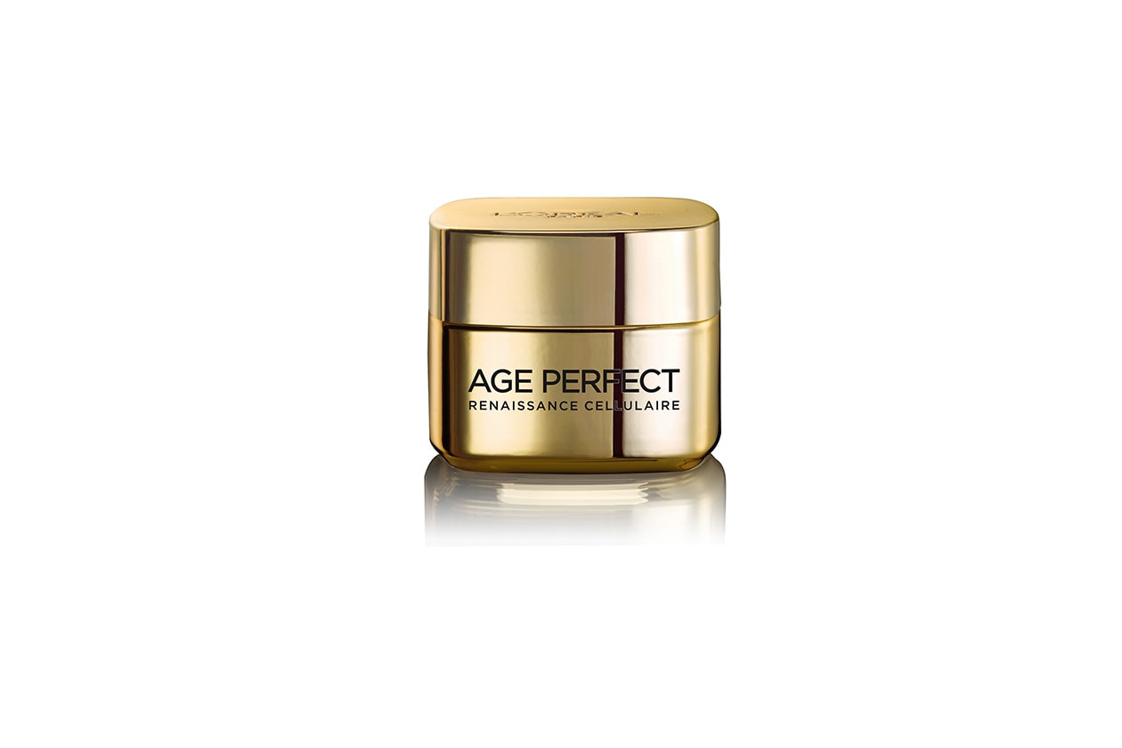 Un trattamento ricostituente per il giorno: Age Perfect Renaissance Cellulaire  di L'Oréal rende la pelle subito più morbida, nutrita e confortevole