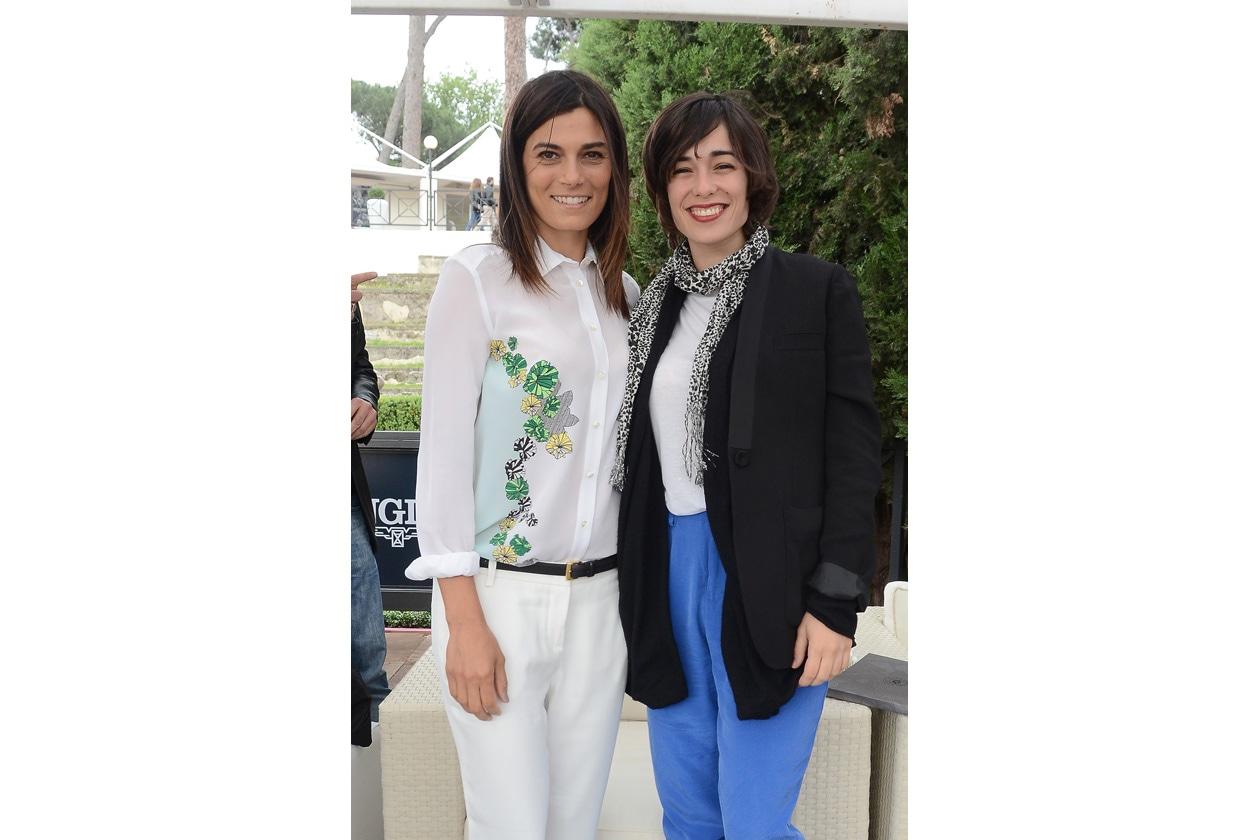 Valeria Solarino Diane Fleri