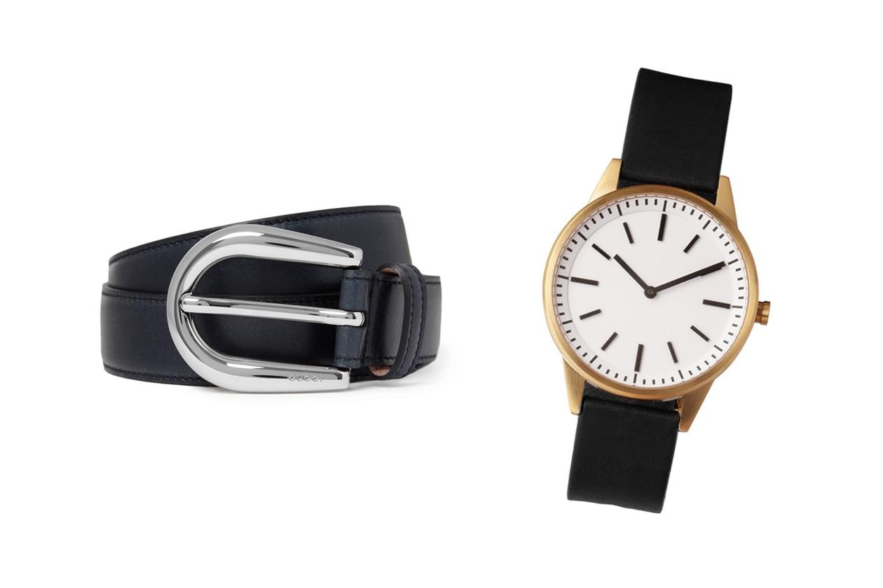 04 cinta gucci orologio uniform wares