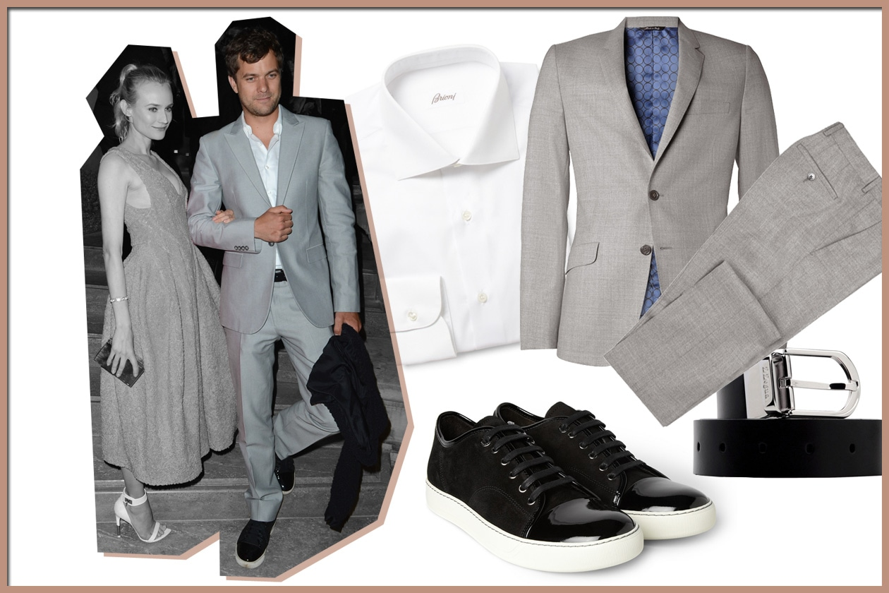 00 collage look suit