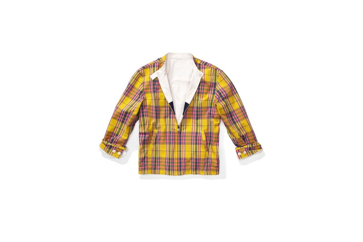 emerson plaid jacket
