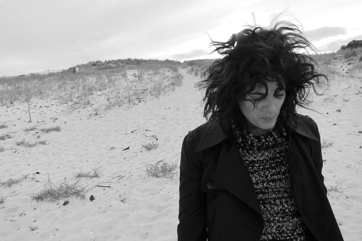 Liz Wilson black&white