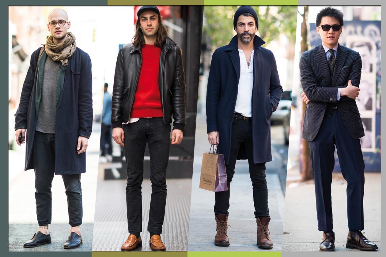 Street style: New York al maschile