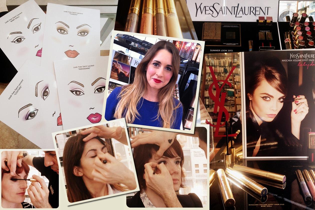YSL & Profumerie Douglas: anche tu come noi scegli il look make up!