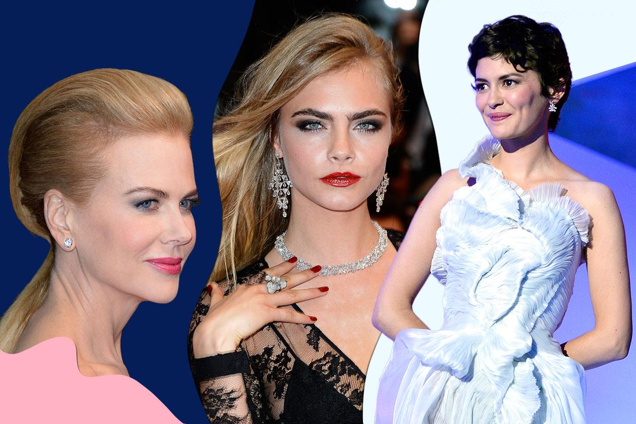 Cannes 2013: gli hair look delle star da Cara Delevingne a Emma Watson
