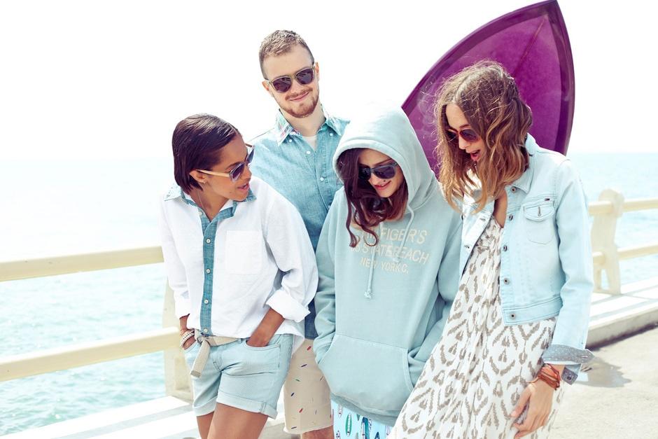 Surf Shack part 2: guarda, clicca e compra con Tommy Hilfiger