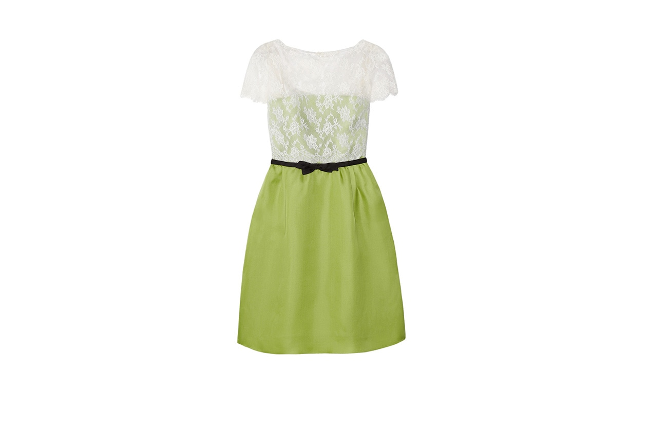 Fashion Top List Lace abito valentino pizzo