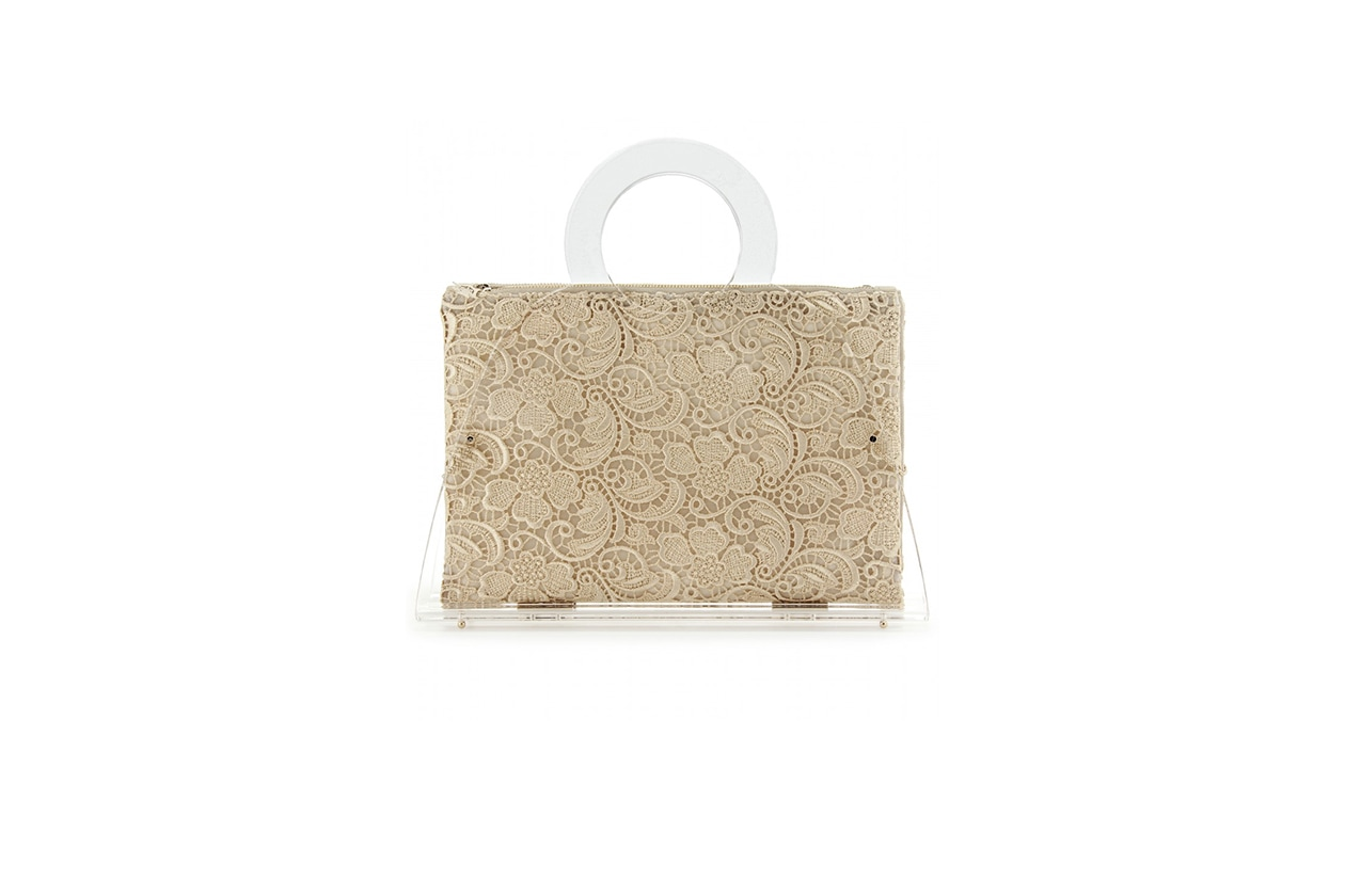 Fashion Top List Lace charlotte olympia bag pizzo