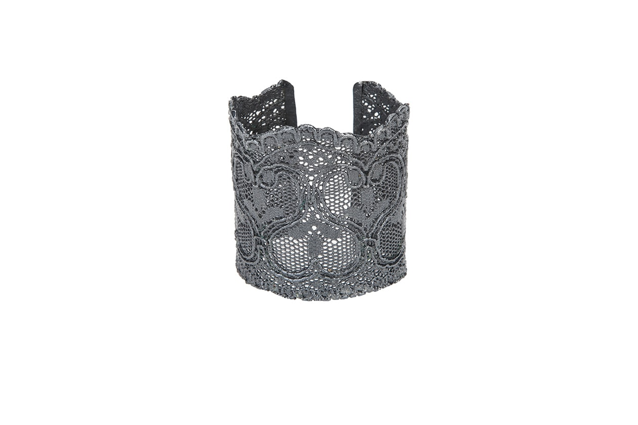 Fashion Top List Lace bracciale pizzo aurelie bidermann