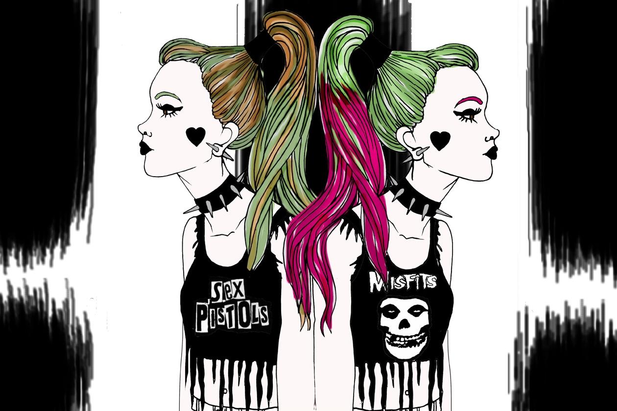 Punk: cinque cose che dovete sapere