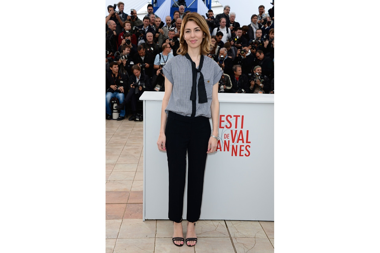 sofia coppola photocall