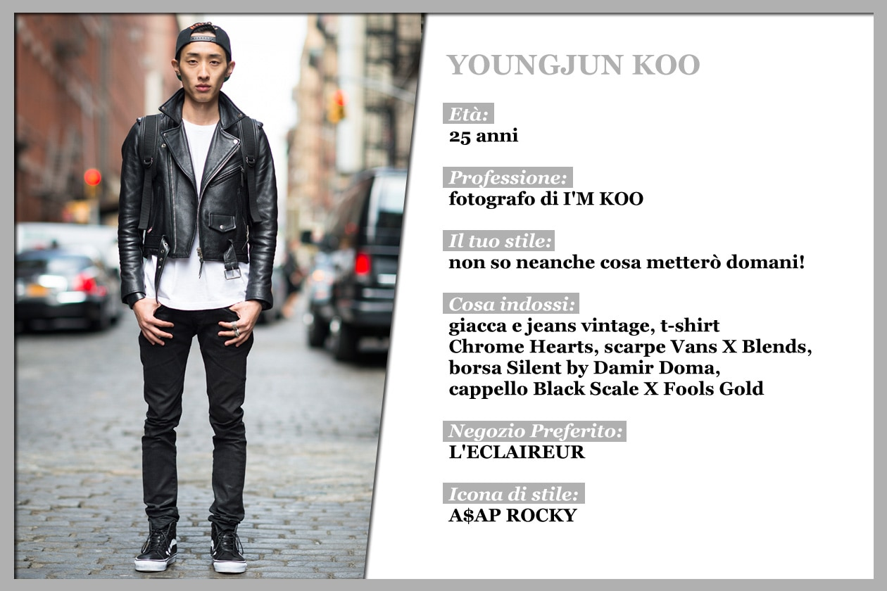 05 YoungJun Koo domande