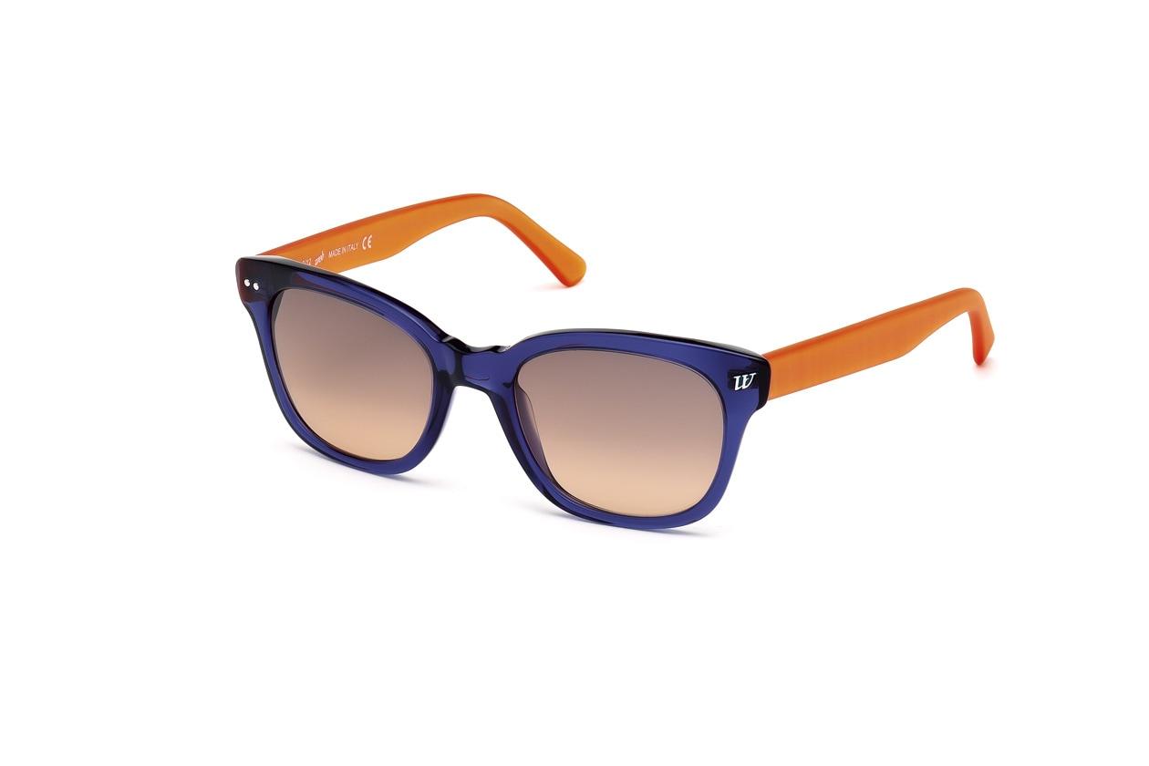 w eyewear modello occhiali FLEETER