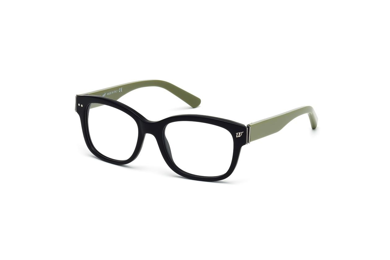 w eyewear modello occhiali CHARABANC