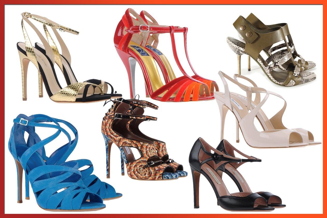 00 collage high stilettos