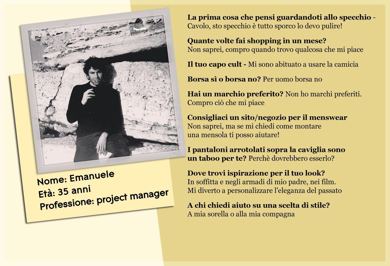 05 Emanuele project
