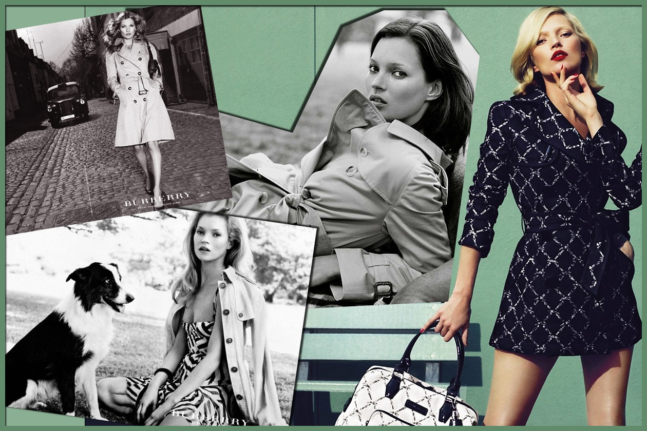 11 collage trench