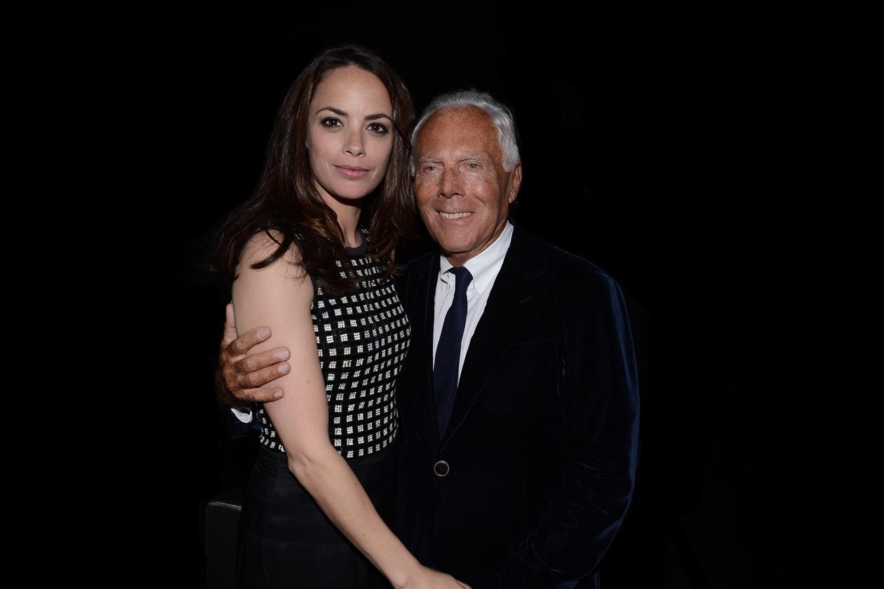 Armani Berenice Bejo