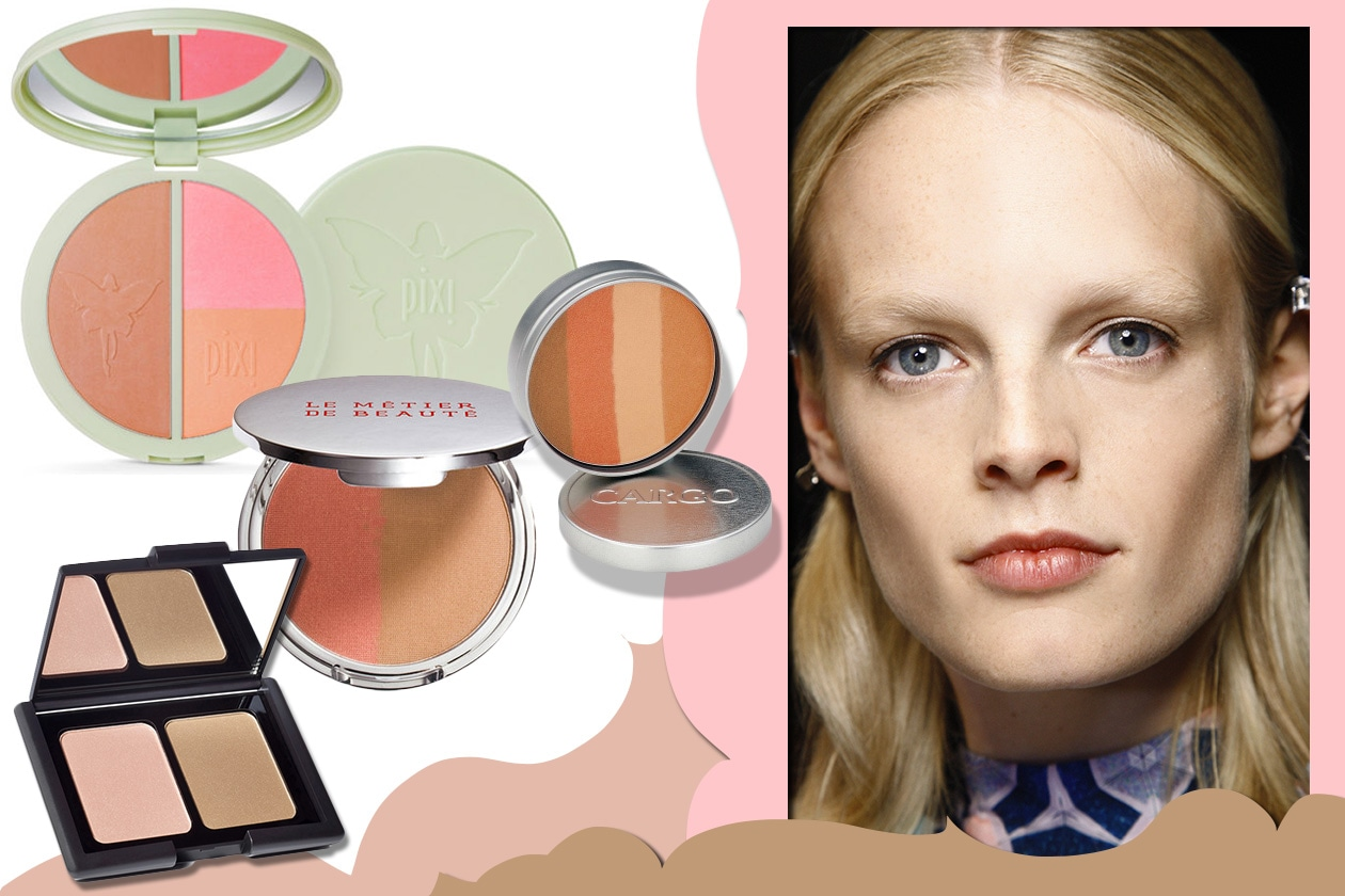 Beauty Blush & Bronzer Cover