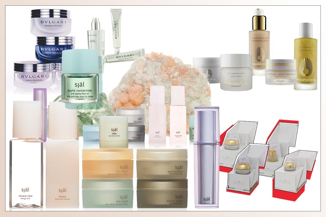 Beauty Cosmetici Preziosi 00 Cover collage