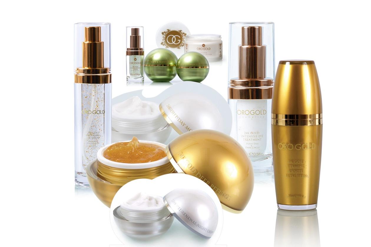 Beauty Cosmetici Preziosi OroGold