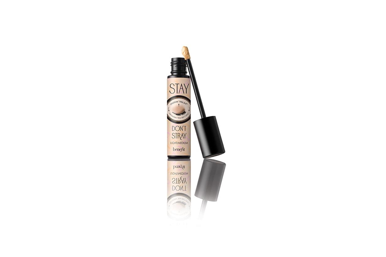 Beauty Make up Pelli miste Benefit StayDontStray LightMedium vial openB