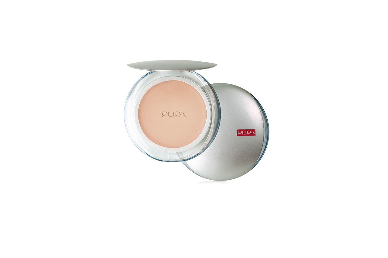 Beauty Make up Pelli miste SILK TOUCH POWDER Cipria Compatta