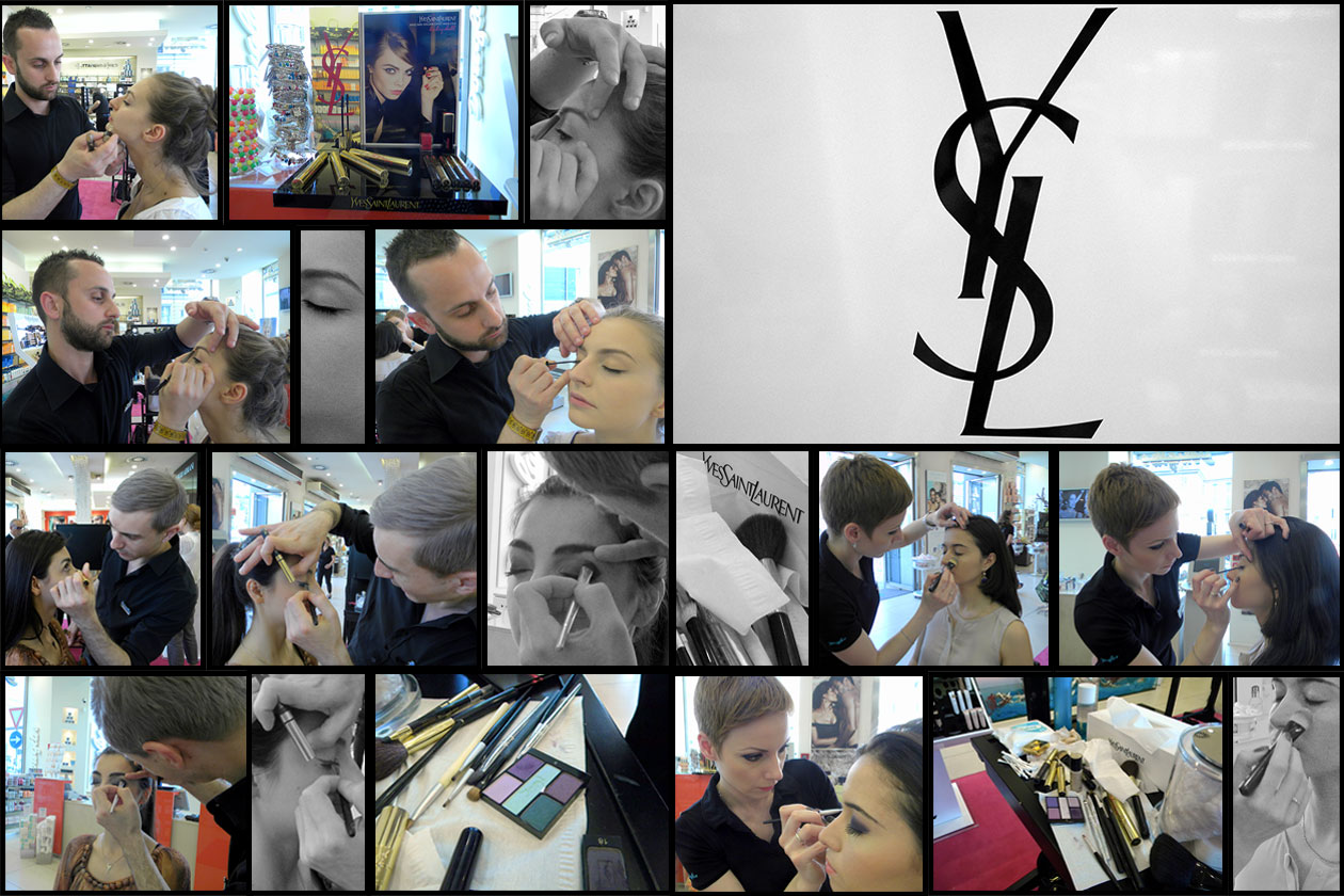 YSL: Scopri chi ha vinto l'YSL Fashion Make Up 1st Edition per Profumerie Douglas