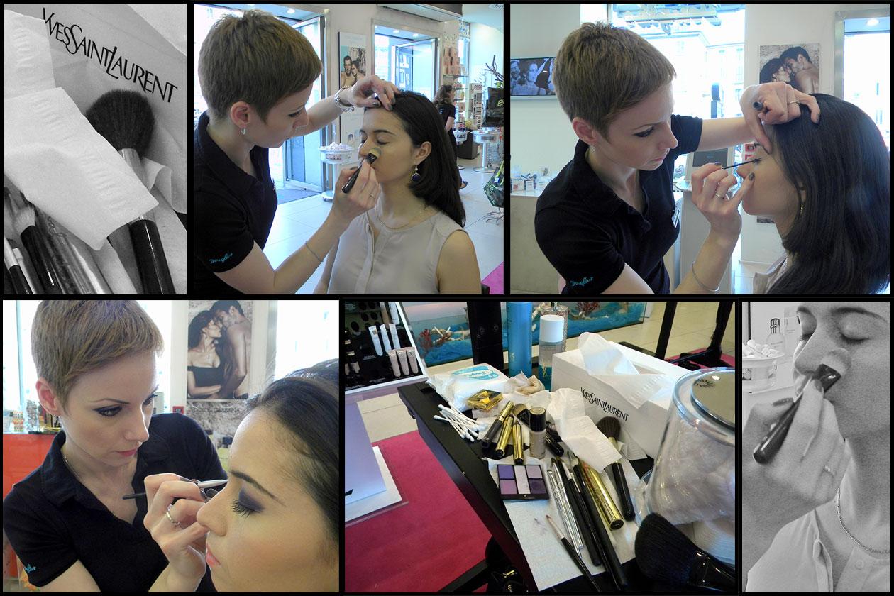 Beauty SELEZIONE YSL Claudia 04