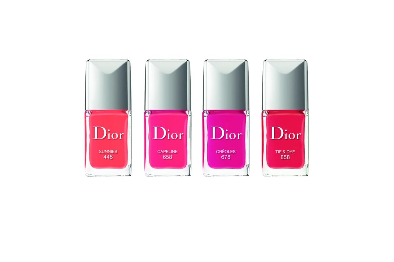 Beauty Smalti Estate 2013 Dior Summer Mix
