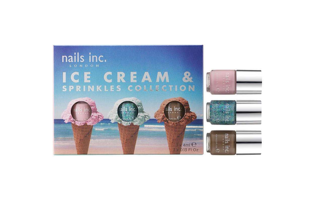 Beauty Smalti Estate 2013 Nails Inc Ice Cream
