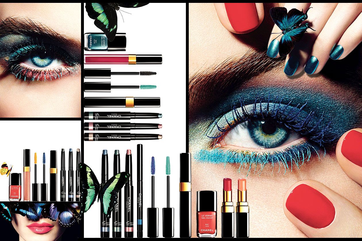 Beauty Summer make up collections Chanel Summer 2013