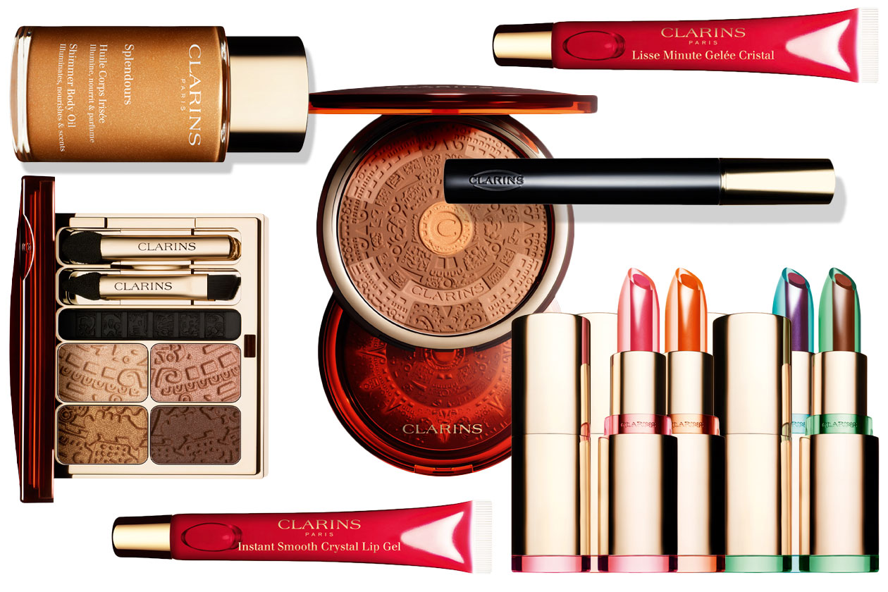 Beauty Summer make up collections Clarins Summer 2013