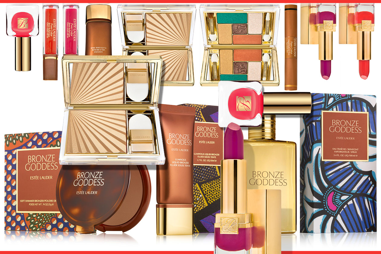 Beauty Summer make up collections Estee Lauder Summer 2013