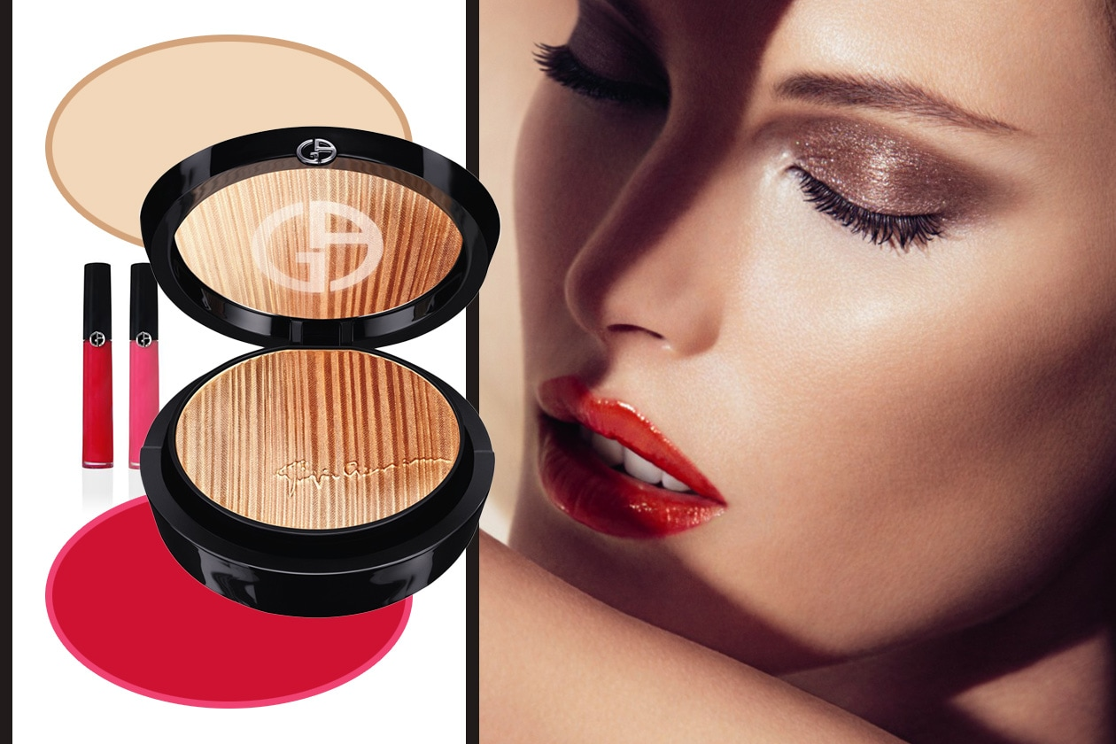 Beauty Summer make up collections Giorgio Armani