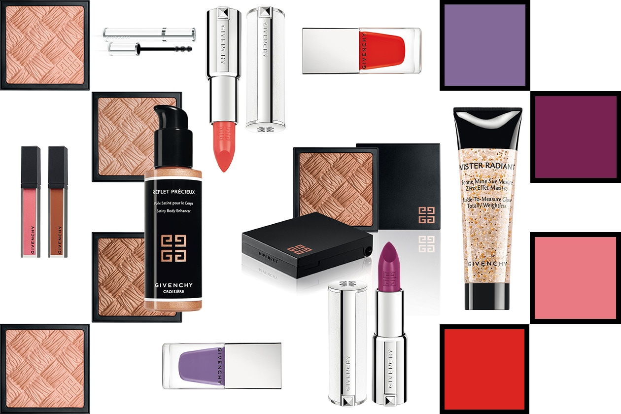 Beauty Summer make up collections Givenchy