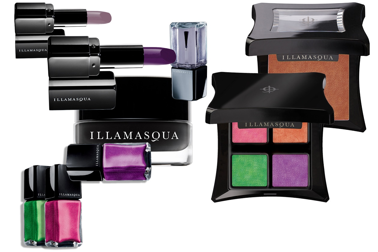 Beauty Summer make up collections Illamasqua Paranormal