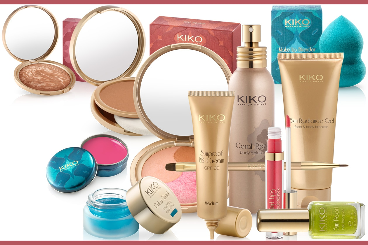 Beauty Summer make up collections Kiko Fierce Spirit