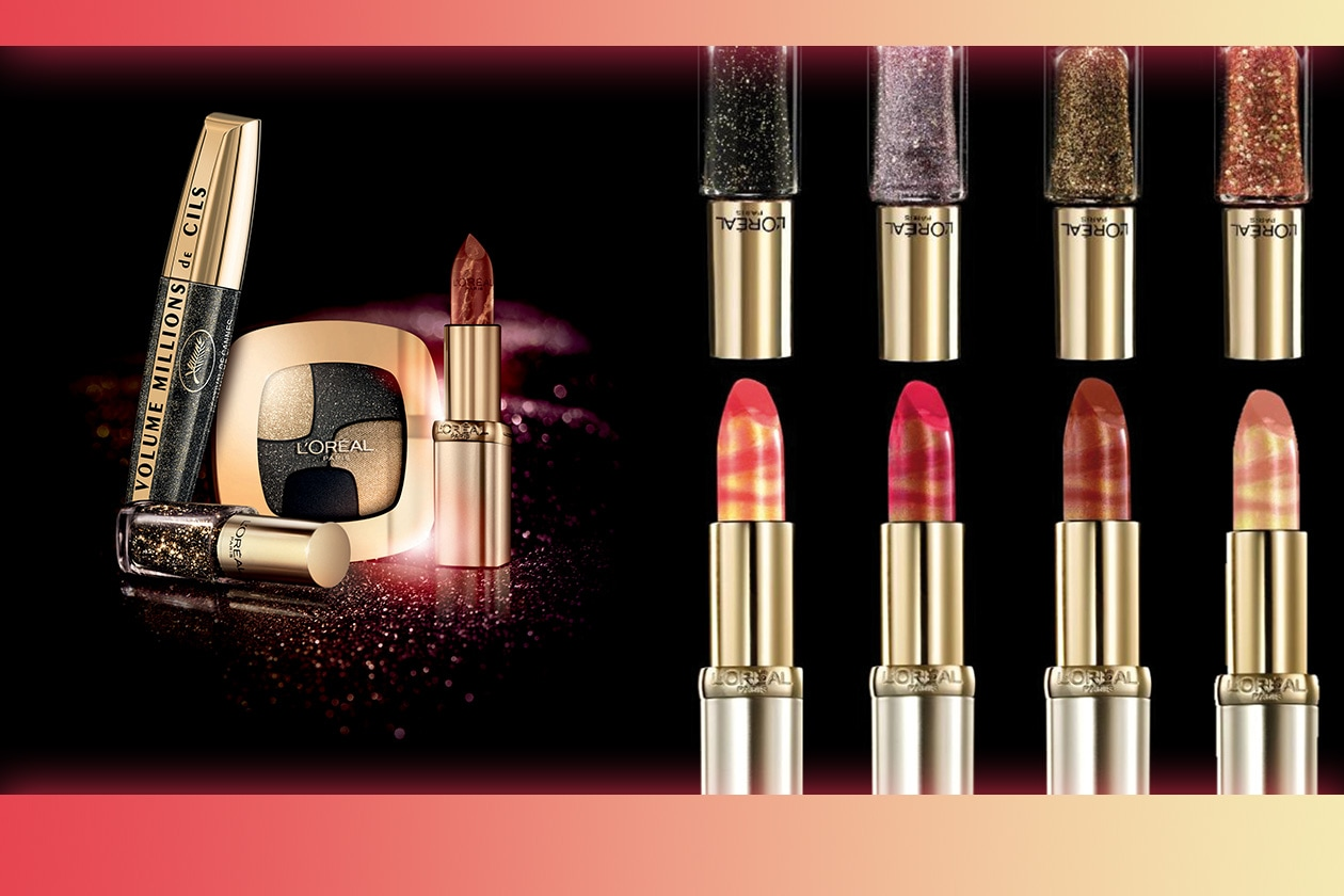 Beauty Summer make up collections L'Oréal Pari L'Or Sunset