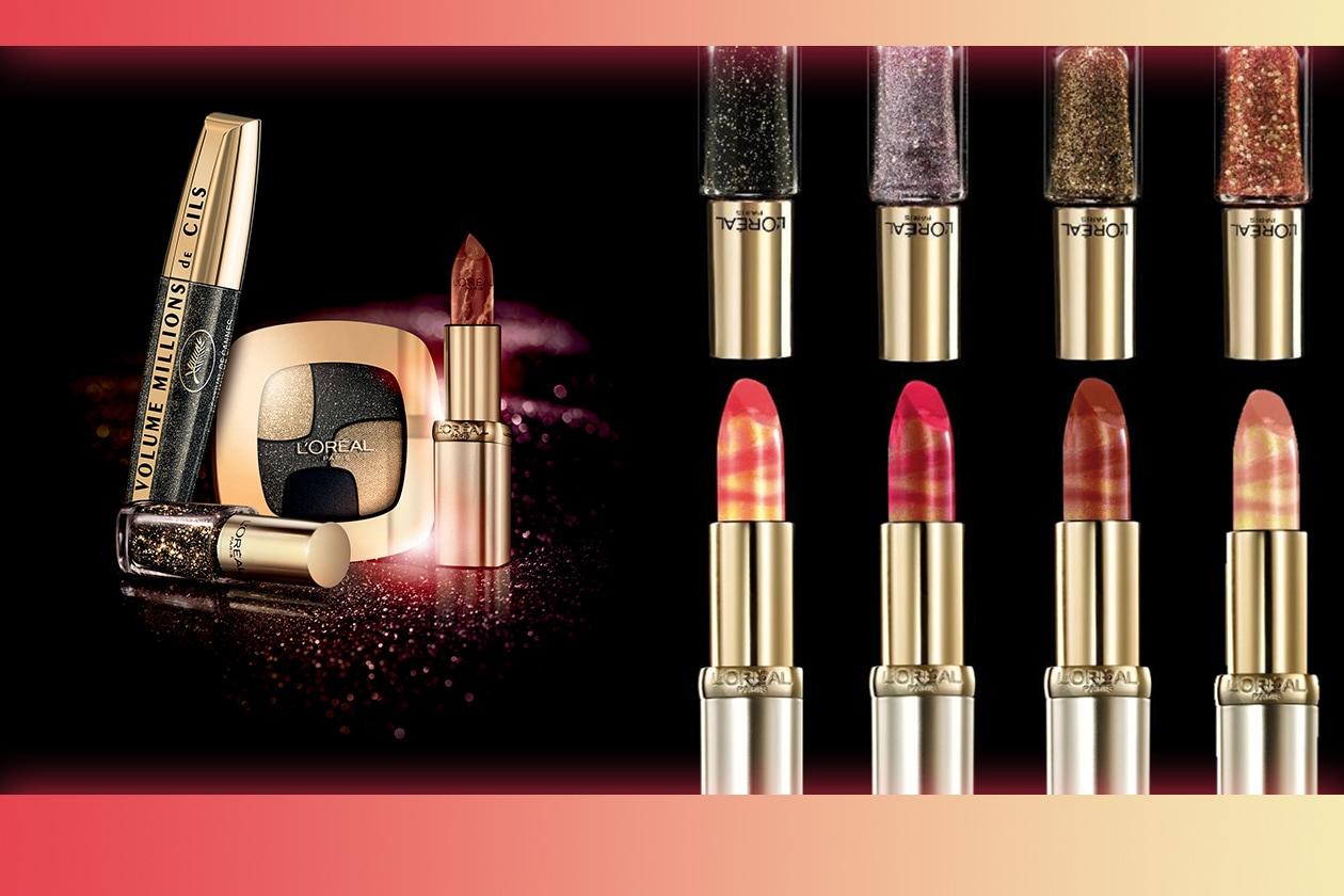 Beauty Summer make up collections L'Oréal Pari L'Or Sunset