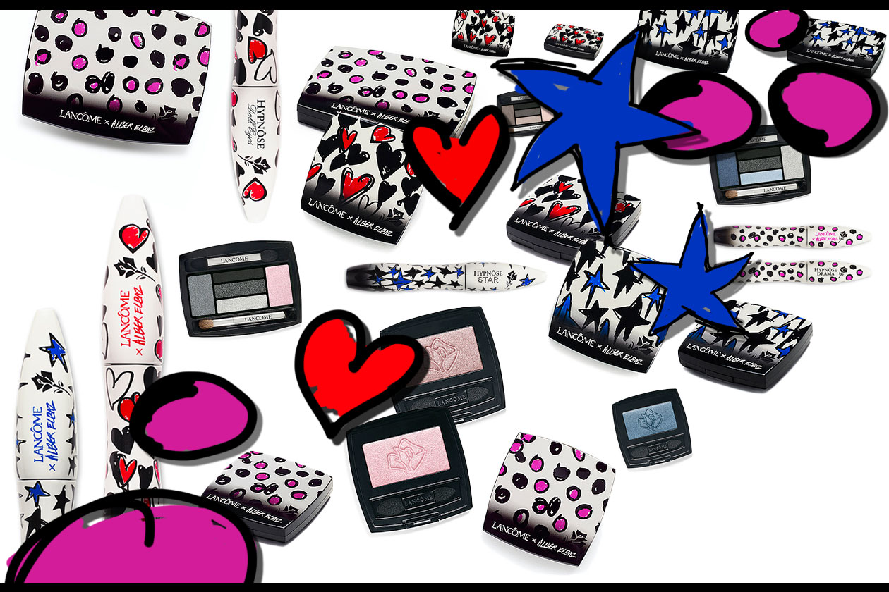 Beauty Summer make up collections Lancome x Alber Elbaz