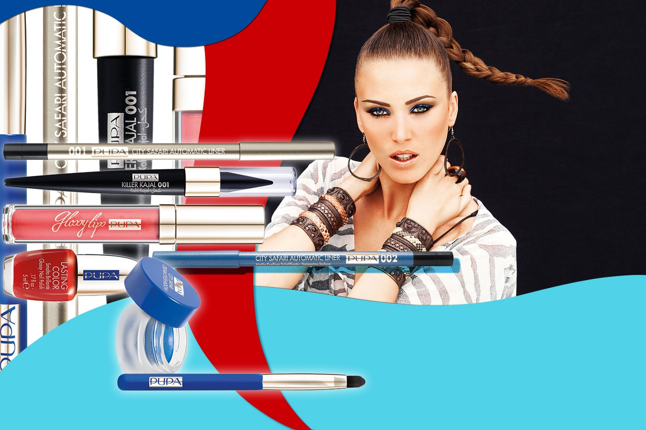 Beauty Summer make up collections Pupa