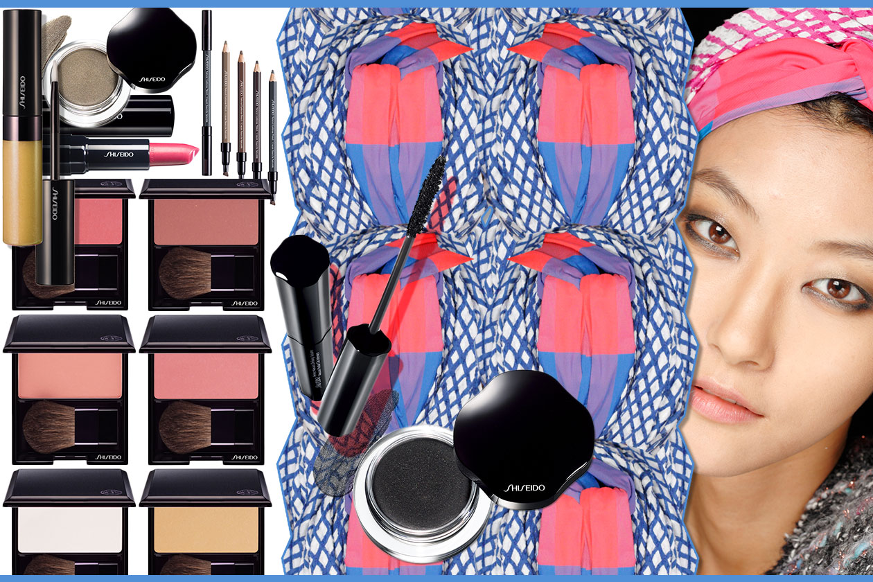 Beauty Summer make up collections Shiseido Look Summer 2013