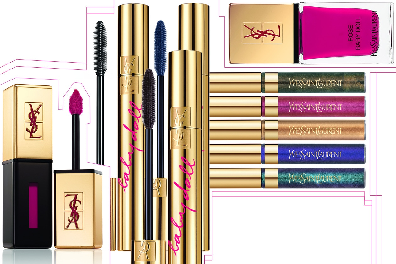 Beauty Summer make up collections YSL Summer 2013