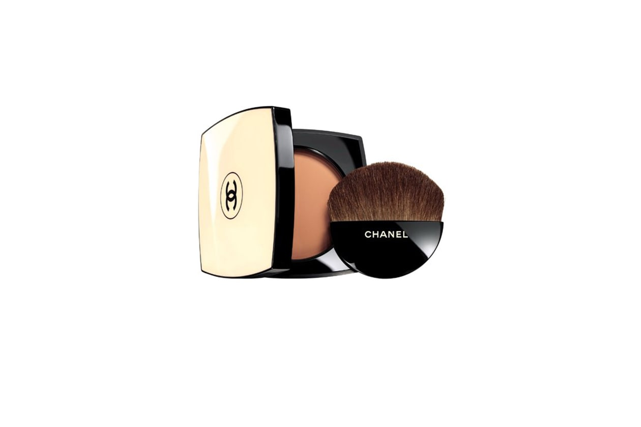 Beauty aereo chanel les beiges glow sheer powder