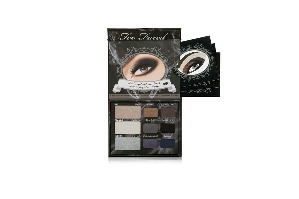 Beauty make up Katy Perry Smokey eye palette Too Faced