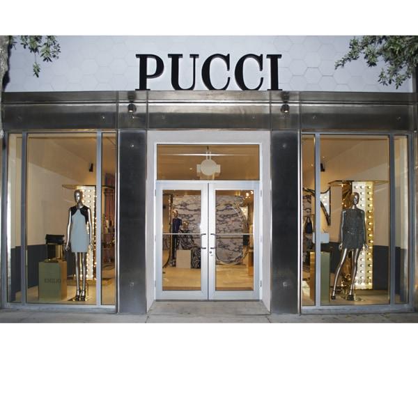 Emilio Pucci Miami facade