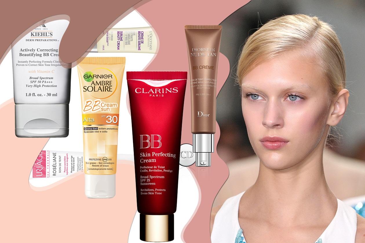 Facili da stendere, le BB Cream correggono, idratano e rendono uniforme la pelle del viso con un solo gesto. Trova la BB Cream che fa per te con Grazia.IT